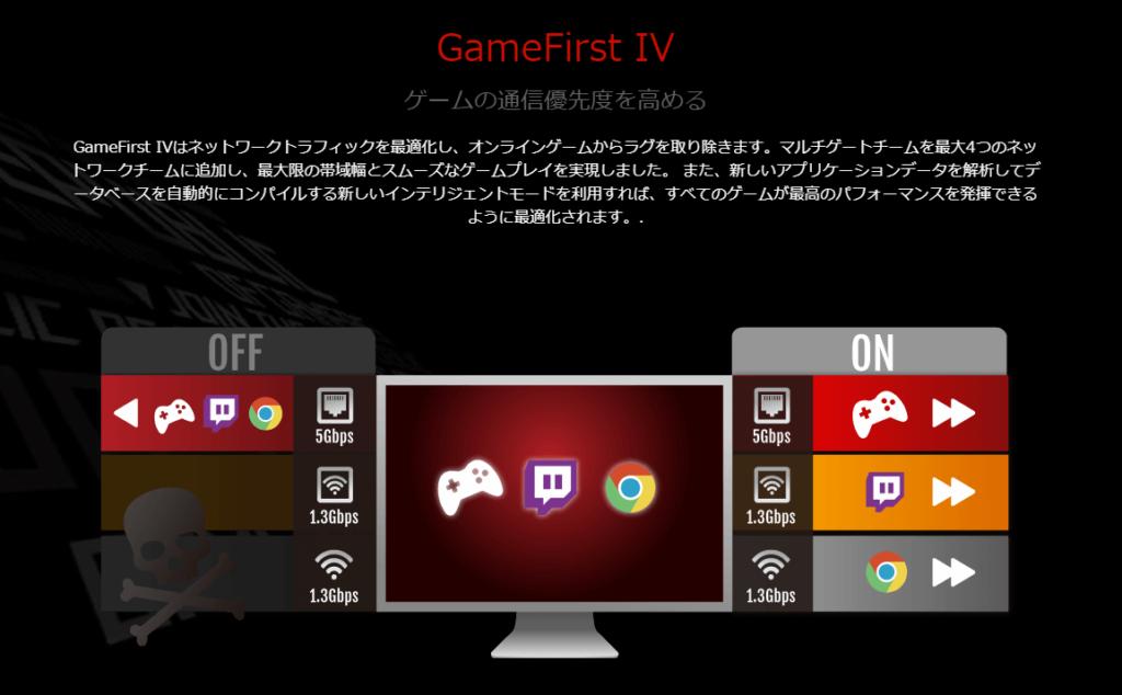 GameFirst iV